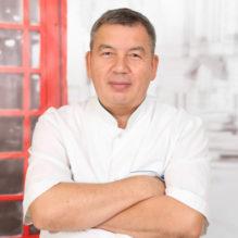 Джанмухамедов Ильяс Тухтаньязович